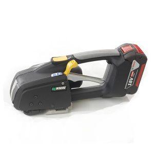 MB820 akumulátorový páskovač 16-19mm na PET a PP viazaciu pásku s batériou a nabíjačkou cena