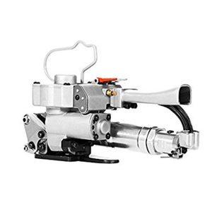 AIR19 pneumatická páskovačka 13-19mm na plastovú PET a PP viazaciu pásku