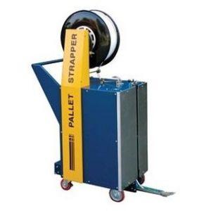 COMBO Poloautomatický páskovací stroj na palety cena nový PP viazacia páska 9-19mm
