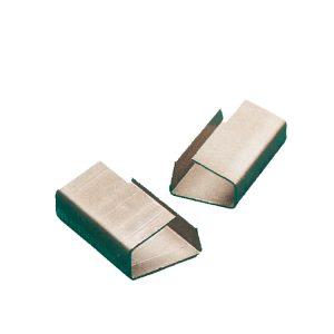 Oceľové spony na PP páskovanie 13mm alebo 16mm cena