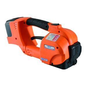 GT ONE 10-16mm páskovač na PET a PP viazaciu pásku s Batériou & Nabíjačkou