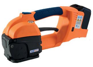 GT ONE 10-16mm páskovač na PET a PP viazaciu pásku s batériou a nabíjačkou 2