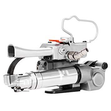 AIR19 pneumatická páskovačka 13-19mm na plastovú PET a PP viazaciu pásku 2