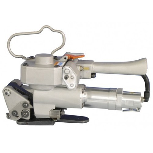 AIR19 pneumatická páskovačka 13-19mm na plastovú PET a PP viazaciu pásku 3