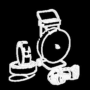 Páskovací set