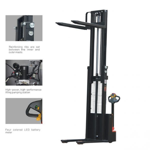 Vysokozdvizny-elektricky-vozik-lacny-3500mm-350cm-1500kg